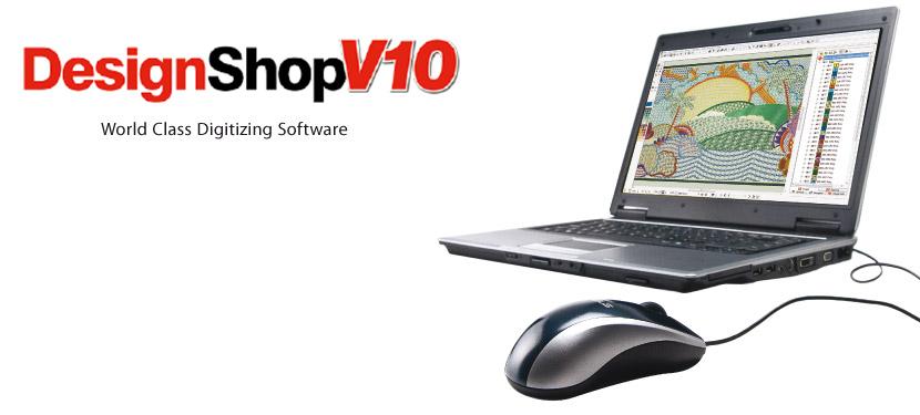Designshop-pro V10